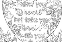 Colorable quotes