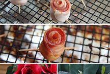 Valentines Day Food Ideas / Because what says romance like heart shaped versions of your favourite food?  / by Flubit.com