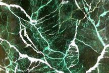 vert de mer en teakhout