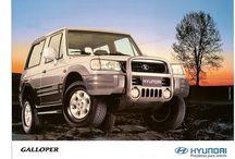 Hyundai Galloper II 1999