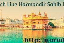 Live Gurbani Kirtan From Golden Temple / To make you near to your worship place, technology plays an important role, Now you can easily listen and watch live Gurbani from Harmandir Sahib.