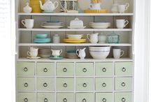 Home Ideas / Browse some apothecary home ideas! We love more ideas!