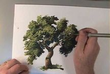 Drawing - Landscapes