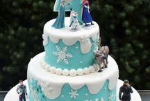Everleighs Frozen Birthday Party