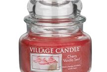 Village Candles New For Christmas 2016 / Our new range for Christmas 2016