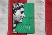 Documenti e Libri ww2us / Piccoli libricini, manuali ecc..