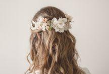 peinados floritudos (;