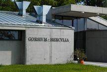 Gorsium-Herculia / Ancient Roman town near Tác.
