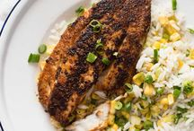 Fish Recipes / Badass Fish Recipes
