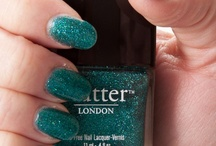 Butter London Nail Polish to buy / by Allyson Callahan