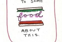 FOOD / food. / by Marshall Penelope