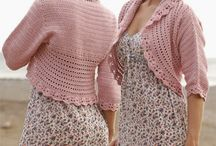 háčkované oblečení