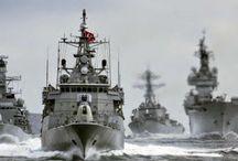 πλοία μαχης