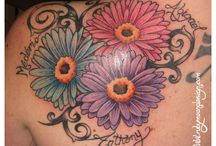 Tatoos / by Bonny Moulton