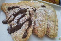 Szendvicssütős receptek / Szendvicssütőben készülő édes és sós finomságok