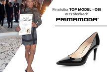 PRIMAMODA & TOP MODEL