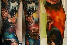 Star wars tatto