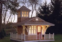 Kids Playhouses / An awesome selection of Kids Playhouses