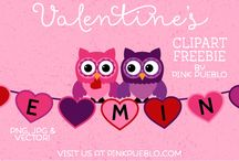 FREE Clipart and Design Resources from Pink Pueblo