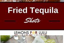 liqour shots