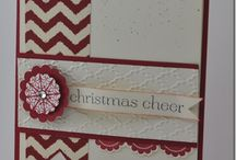 A Round Array Card Ideas / by Laurie Graham: Avon Rep/Stampin' Up! Demo