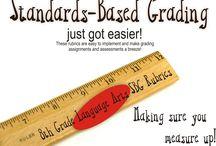 Third  Standards Based Grading