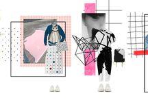 S1Y3 Fasion Illustraion Collage