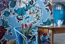 Flower Power / Say it with flowers! Whatever your design tastes, you're sure to find a floral pattern here to express your individuality. In this board, we've rounded up the very best of floral inspiration from Surface View collections and around the web.