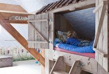 tetőtér / ágy