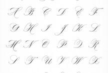 Calligraphy journey