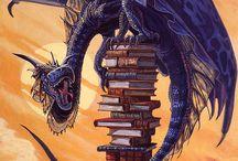 Książki i smoki