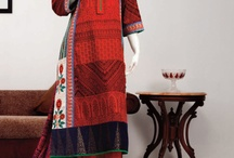 Lawn Prints 2013 (Exotic Collection) / by J. Junaid Jamshed (Private) Limited.