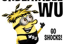 Love the Shockers!