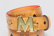 Cinturones exhibición