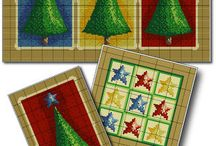 Embroidery - X-mas Patterns