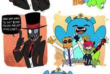 villainous black hat