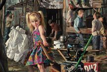 Artist Bob Byerley / by Suzanne Peirsel
