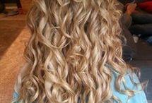 permanent curls