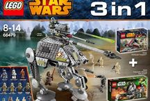 LEGO® Star Wars - 66479 Value Pack 3 in 1 (75015 + 75035 + 75043) Exclusive set available