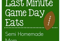 Game Day Eats ( life at a Mrs. And mom of boys)
