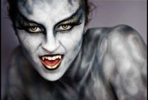 Maquillaje Gárgolas