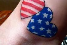 Tattoo ideas / by Elizabeth Koop