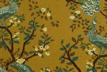 Fab fabrics and patterns / by Gitta Maehrlein