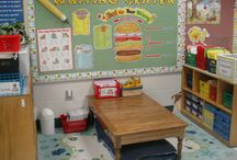 Learning Centers / Design inspiration and set up ideas for your classroom's learning center.