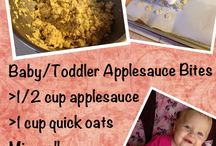 Baby/toddler food/snack