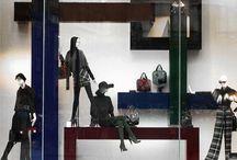 Fashion window displays / Fashion window displays by Elpida Magkoura