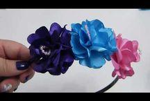 Flores diademas