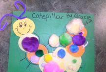 Daycare spring crafts