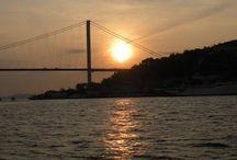 Sunsets and Sunrises Around the World. / Gorgeous sunrises and sunsets from our travels around the world.