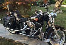 Harley Davidson HERITAGE Softail Classic 1340 del 1998